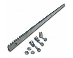 Рейка зубчатая, 8 мм