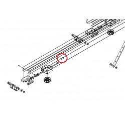 Фиксатор концевика ременной для направляющей PK DHG010-PK