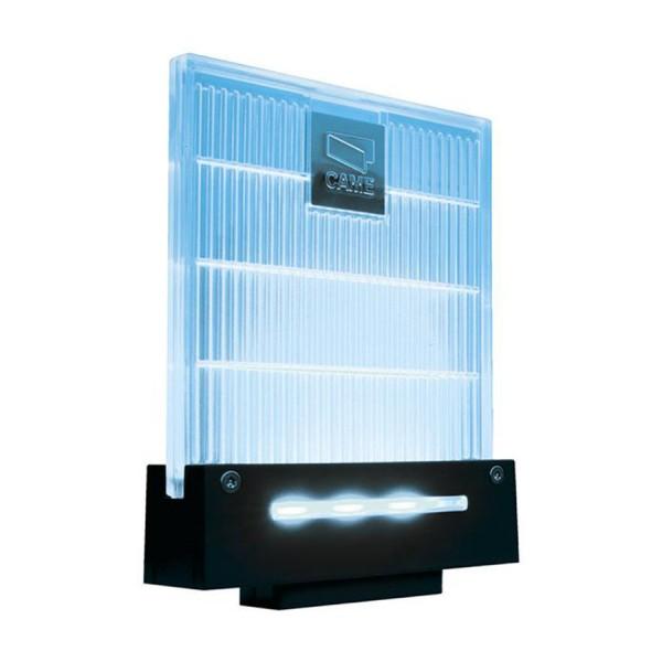 Came DD-1KB лампа сигнальная 230/24 В, Светодиодное освещение синего цвета (001DD-1KB)