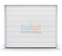 Гаражные секционные ворота RenoMatic 42 2750 x 2125 с приводом ProLift