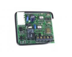 Радиоприемник 2-канальный встраиваемый в разъем RP 868 МГц (787828)