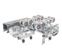 Ролтэк МАКС комплектующие для откатных ворот до 2000 кг (6м)
