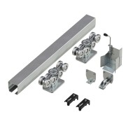 Doorhan комплектующие для откатных ворот 138х144х6  до 1200 кг DHS20260