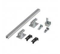 Doorhan комплектующие для откатных ворот 60х55х3  до 350 кг DHS20460