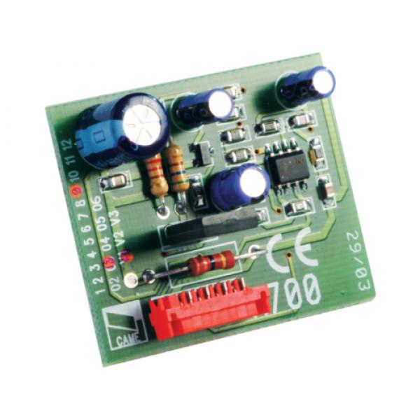 Came R700 плата декодирования и управления для проксимити-считывателей 806SL-0110, 806SL-0120 (001R700)