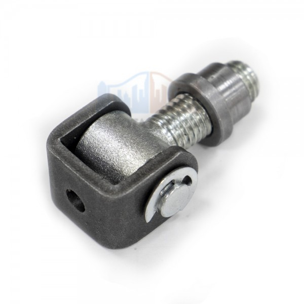 Came H 18 - петля регулируемая с гайкой, 42-68 мм, М18, приваривание (арт. 1700093)