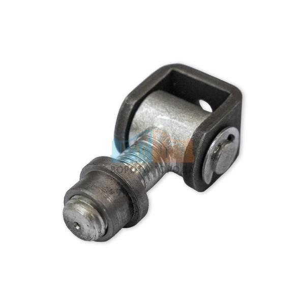 Came H 20 - петля регулируемая с гайкой, 44-72 мм, М20, приваривание (арт. 1700094)