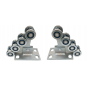Ролтэк ЭКО комплектующие до 500 кг (6 м) + автоматика Doorhan Sliding-1300