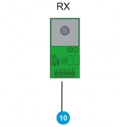 CAME Плата RX DIR30 119RIR139