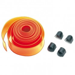 BFT пластиковые накладки (12,6 м) на стрелу, красного цвета