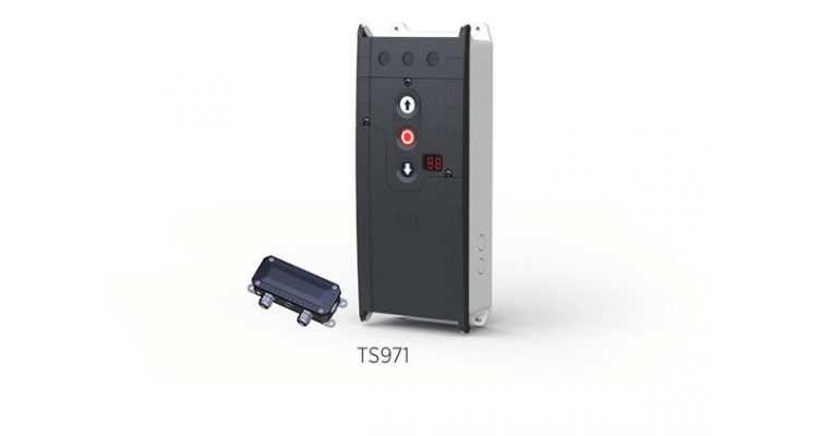 GFA Блок управления TS971