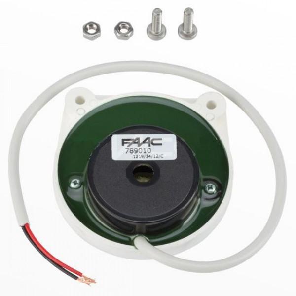 Оповещатель звуковой для болларда FAAC J200 HA 116503