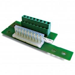 Плата проводного соединения RAU для встроенных приемников BFT P111449