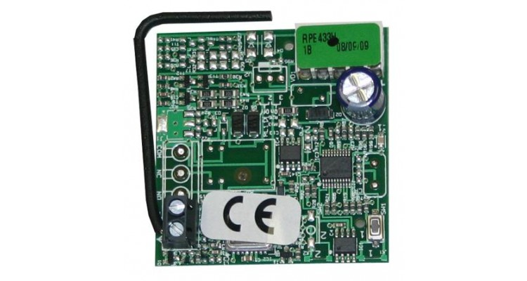 FAAC RX RP 2 радиоприемник 433 МГц 787857
