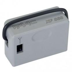 FAAC XF 868 МГц радиоприемник 2-канальный 787832