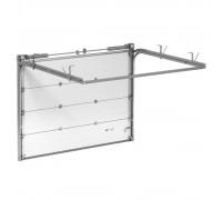Гаражные секционные ворота Alutech Trend 4000х2250 мм