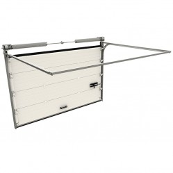 Гаражные секционные ворота Doorhan RSD02 4100х2200 мм