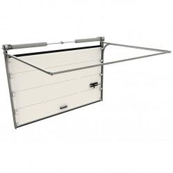 Гаражные секционные ворота Doorhan RSD02 4100х2800 мм