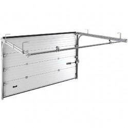 Гаражные секционные ворота Doorhan RSD01 2700х2600 мм